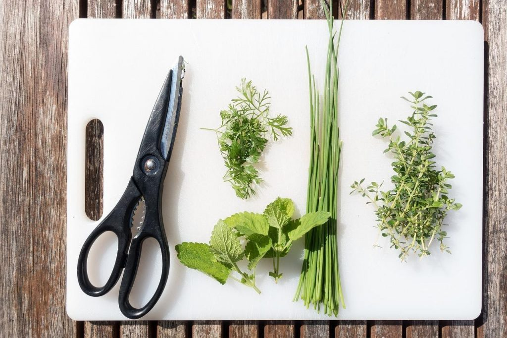 Pair Multiple Culinary Herbs With Thyme
