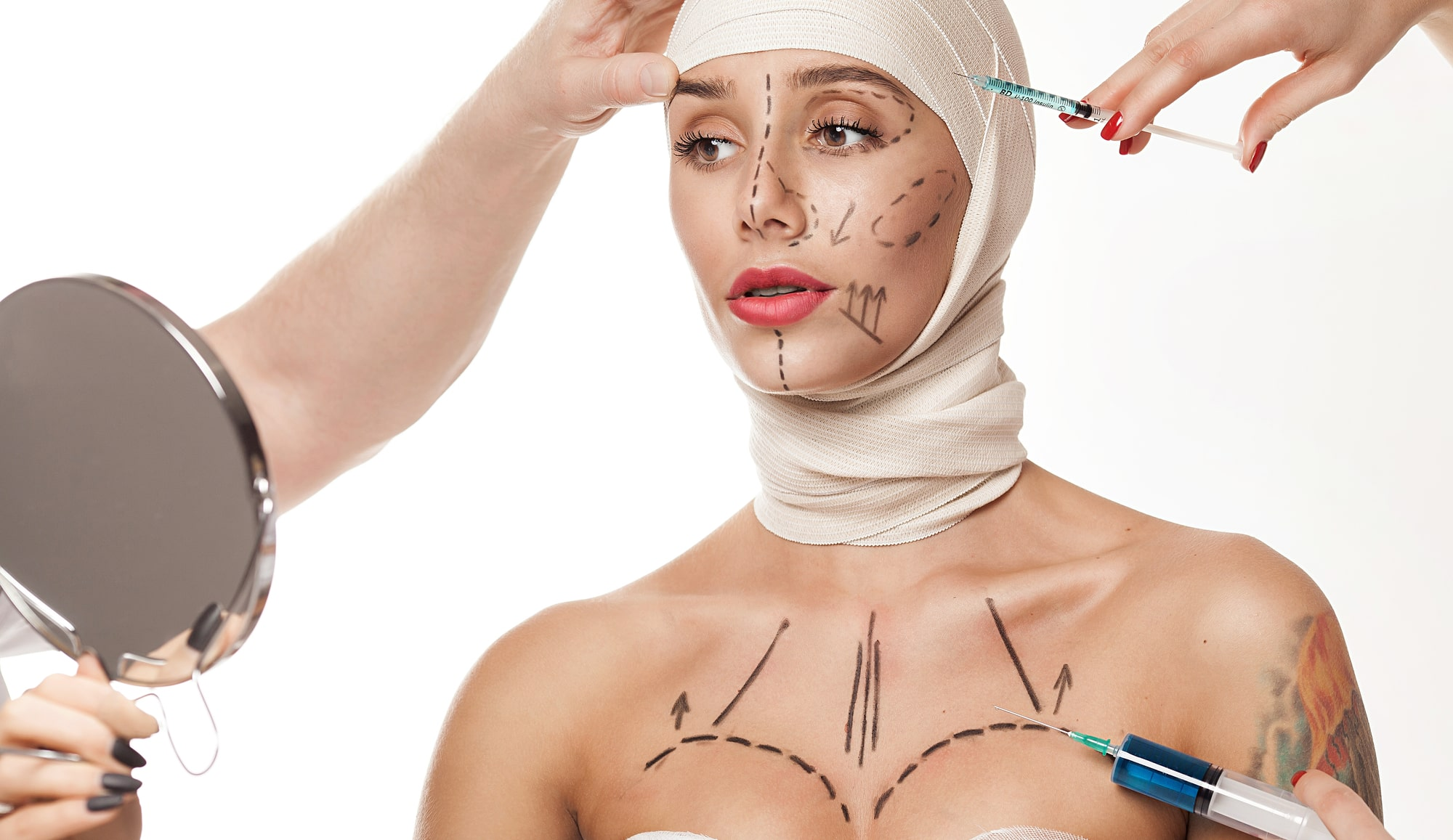 watch out in the field of plastic surgery
