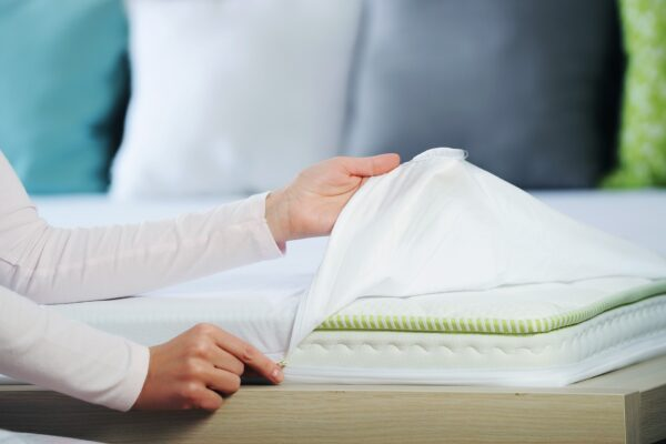 organic mattress can help with allergies